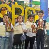 DEPED PASAY RANKED 5TH PLACE IN THE 2017 RSPC